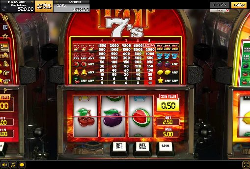 online casino online szilling hot