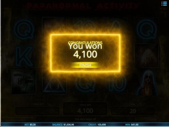 4100勝ち