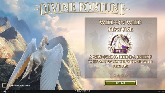 「Divine Fortune」