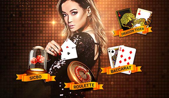 ライブカジノプロモ